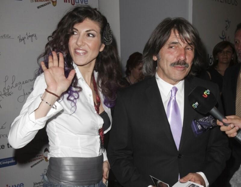 La hija de la famosa pareja argentina Amanda Miguel y Diego Verdaguer, nos platicó sobre su nuevo material discográfico y de lo difícil que ha sido encontrar su propio estilo musical.