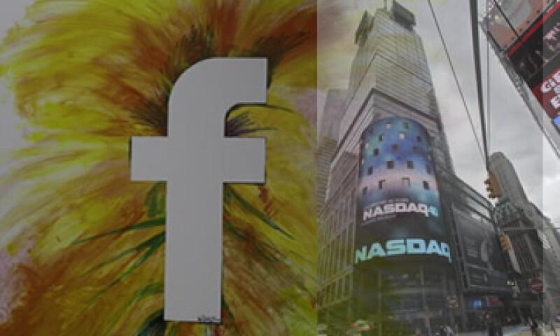 La valoración de Facebook en 100,000 mdd implica un ratio precio-beneficio de 100 por sus acciones. (Foto: Especial)