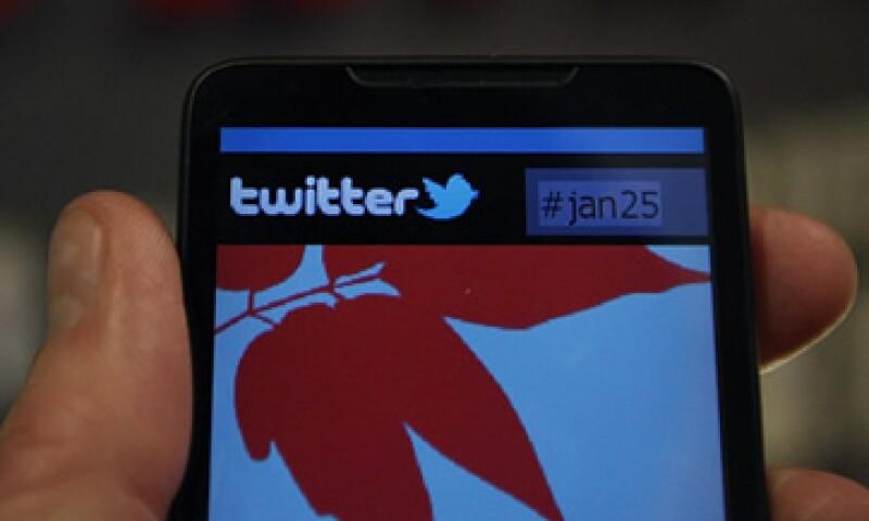 Twitter cuenta con alrededor de 500 millones de usuarios en todo el mundo. (Foto: Getty Images)