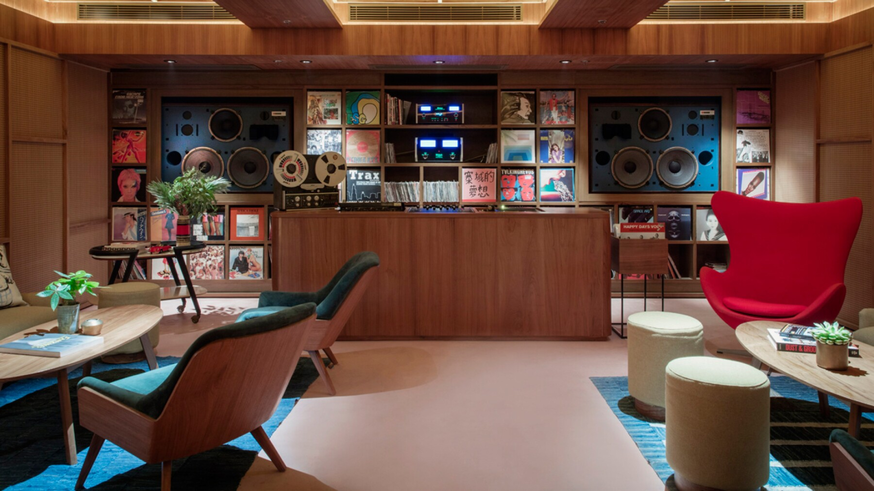 The Music Room, Potato Head
