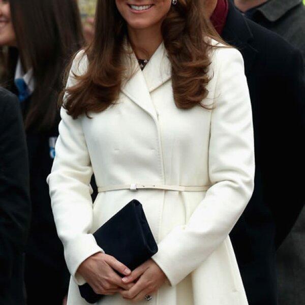 El 12 de febrero la Duquesa visito Portsmouth