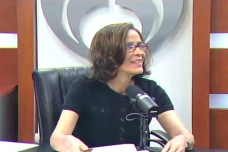 Gabriela Torres Ramírez es coordinadora del Comité Ciudadano de la colonia Bosques de Chapultepec.