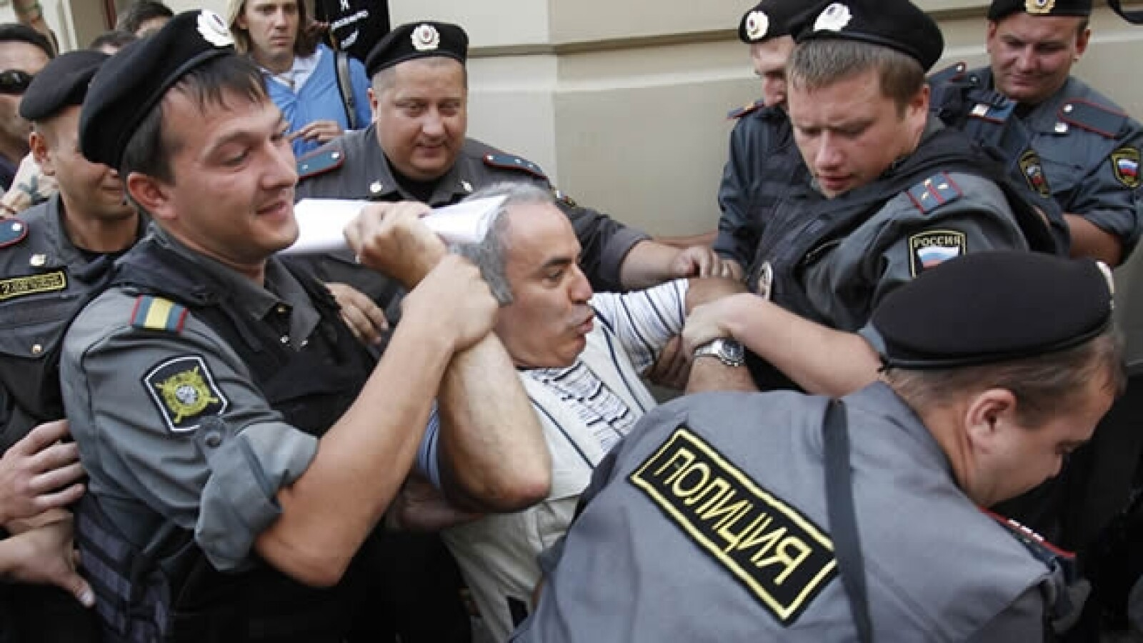 ajedrez, manifestante, rusia, putin