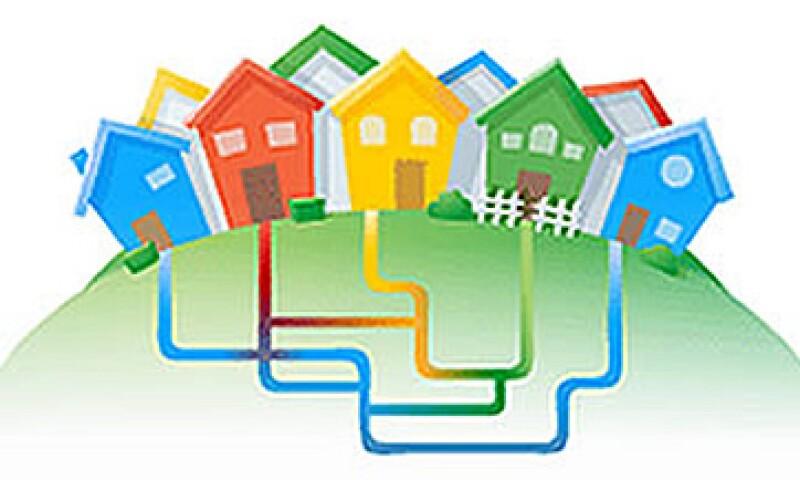 Aproximadamente 55% de los estadounidenses tiene una conexión de banda ancha a Internet. (Foto: Cortesía Google)
