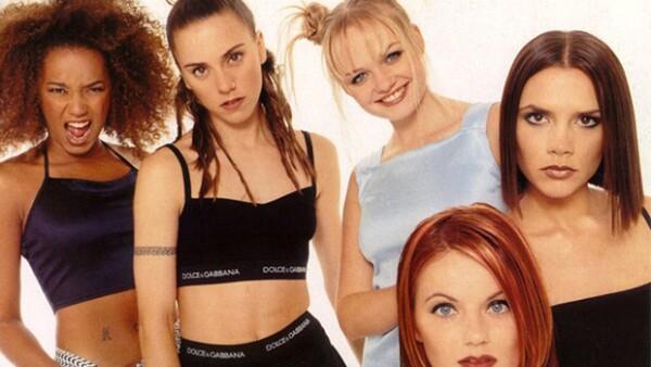 Las spice girls fueron un ícono de moda en los noventa y actualmente.