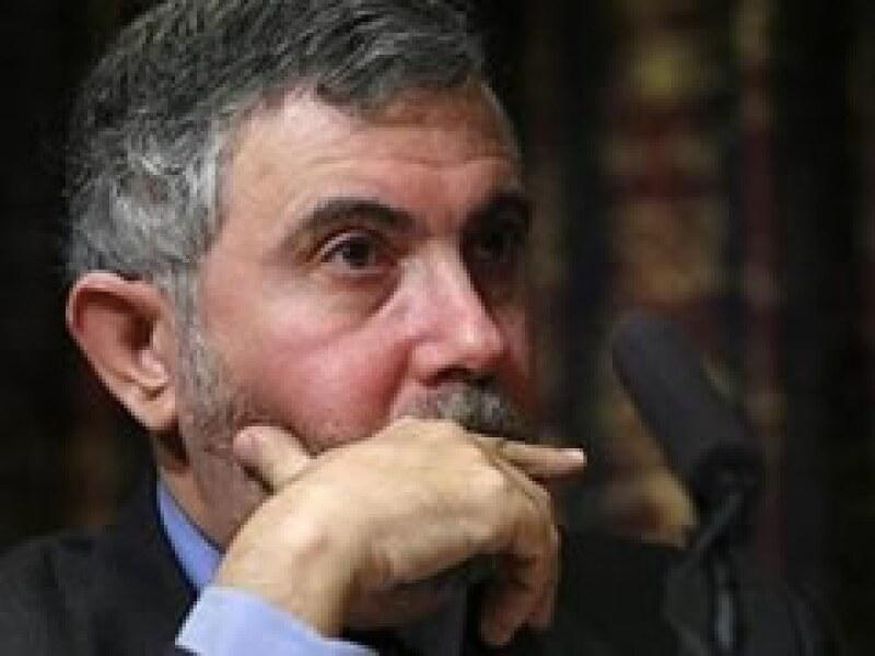 Paul Krugman puso en duda la efectividad de las pruebas de tensión a los bancos de EU. (Foto: Reuters)