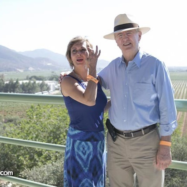 Angelica y Rodolfo Madero