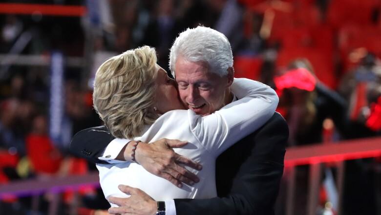 ¿Serán nuevamente la pareja presidencial?