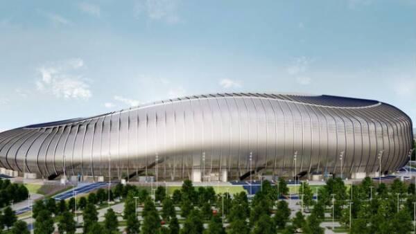 Estadio de los Rayados del Monterrey