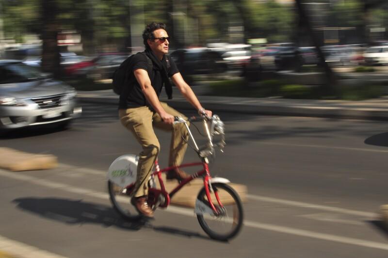 Realizar un viaje en Ecobici cuesta 1.10 pesos. (Foto: Getty Images)