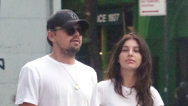 Leonardo DiCaprio and Camila Morrone out and about, New York, USA - 15 May 2018