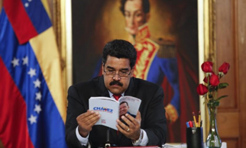 Maduro removió a Rafael Ramírez de la secretaría de Petróleo y Minería. (Foto: Reuters)