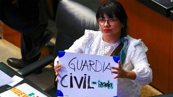 La senadora por Nuevo León es egresada de la Escuela de Gobierno y Transformación Pública, un aliado de la ASEM en la elaboración de las iniciativas a favor del emprendimiento.
