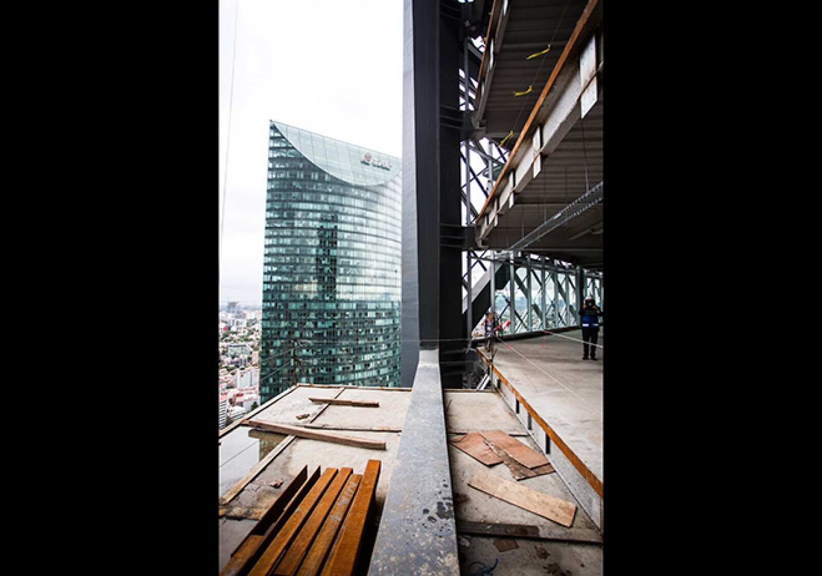 Arquitectura Torre Bancomer