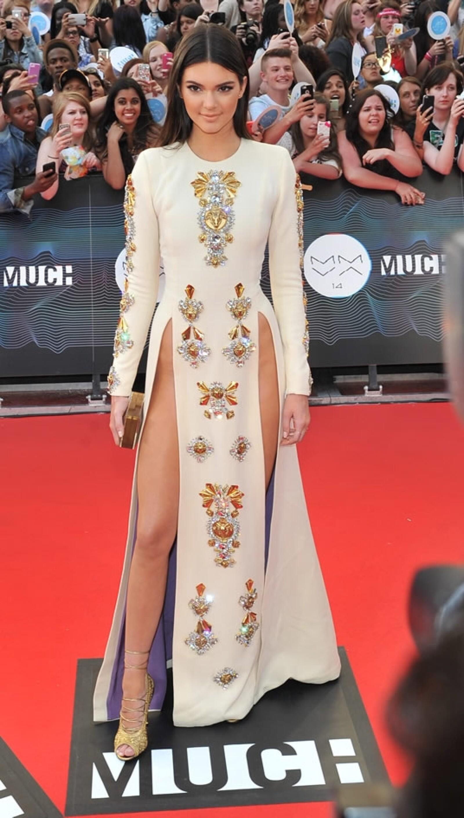 Kendall Jenner premios MuchMusic