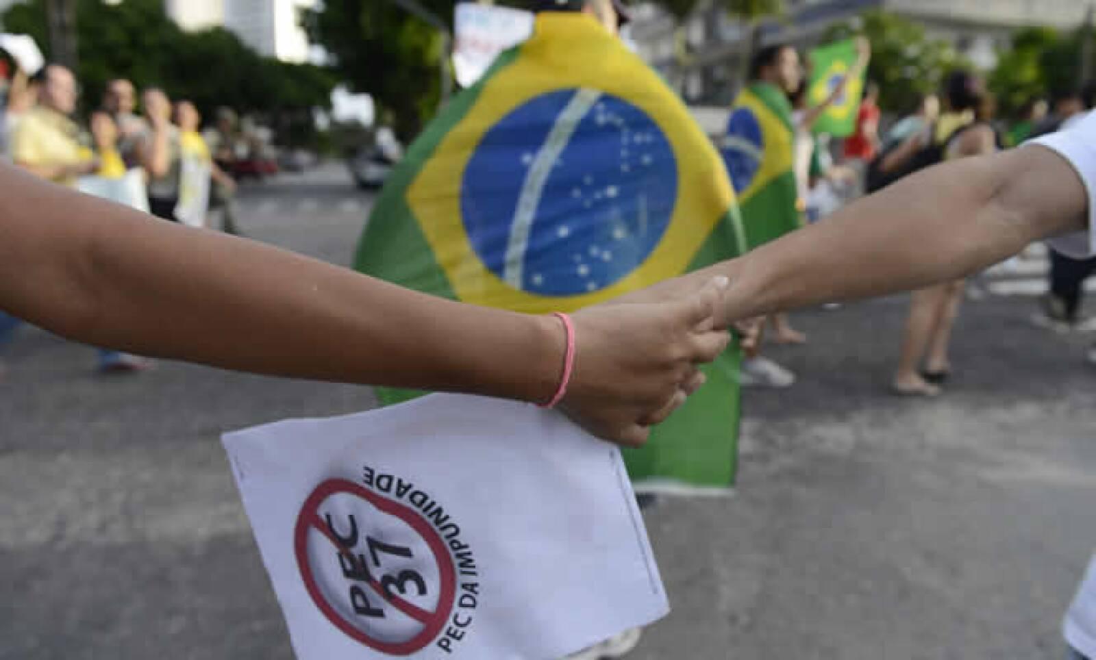 Nuevas protestas civiles se produjeron este 22 de junio en decenas de ciudades brasileñas en el marco de la Copa Confederaciones de futbol.