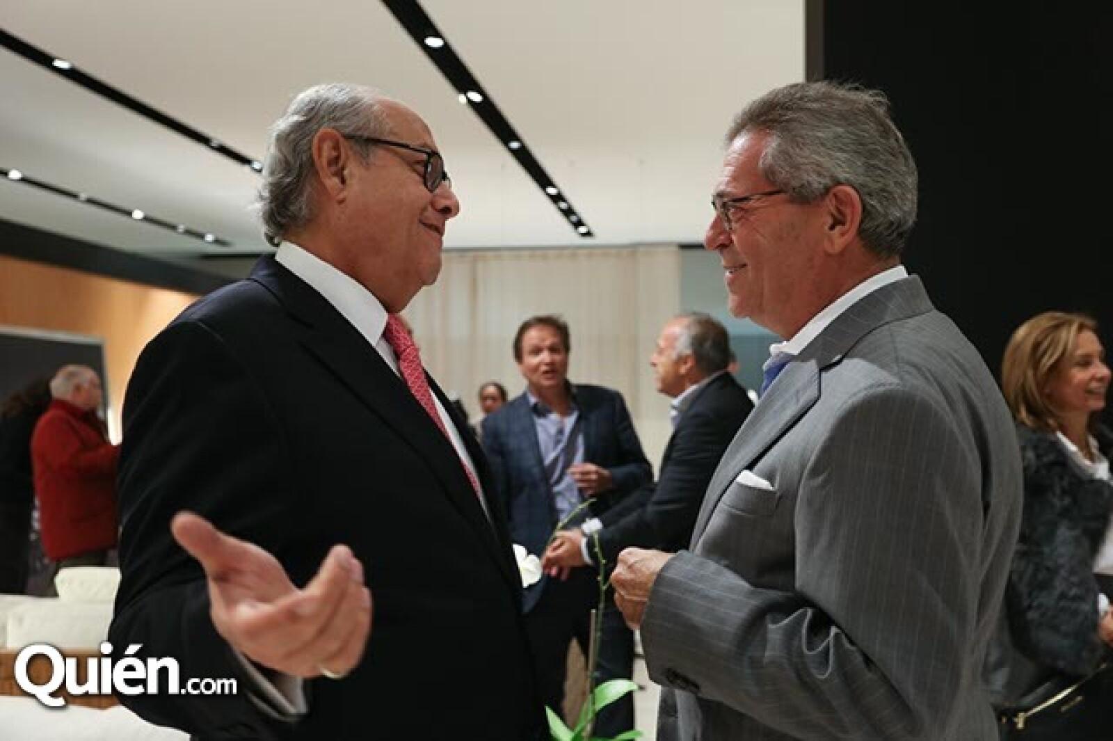 Jose Levy y Ary Magun