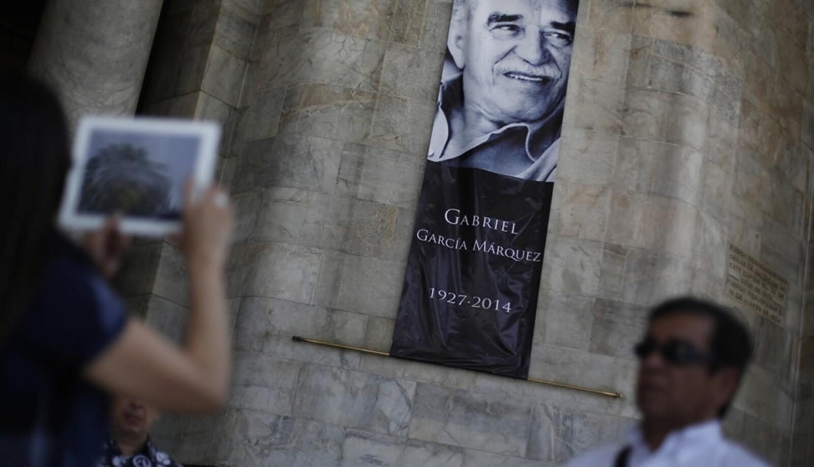 García Márquez homenaje 4