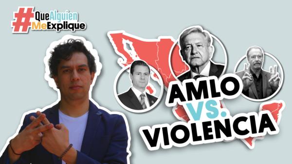 La violencia que sufre México y los planes de AMLO para combatirla | #QueAlguienMeExplique
