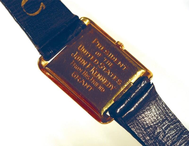 El reloj también era uno de los favoritos de Jackie.