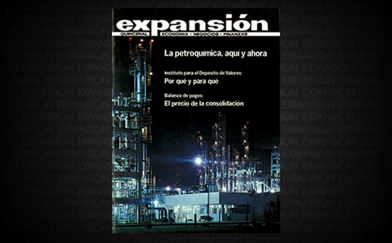 Las voces de entonces hablaban sobre el panorama alentador de la industria petroquímica (básica y secundaria) era alentador, debido a las inversiones del gobierno y del sector privado, y la futura autosuficiencia mexicana.