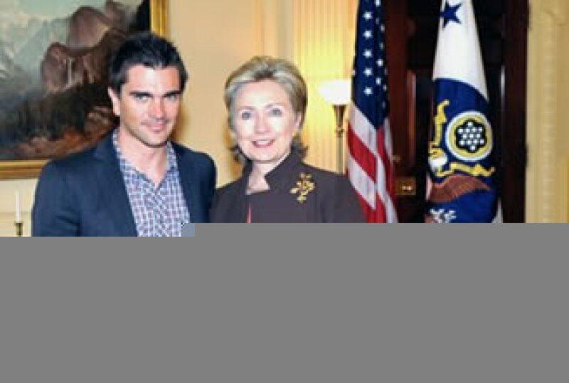 Juanes no sobresale únicamente por su carrera artística, sino también por su labor humanitaria (Foto: AP)