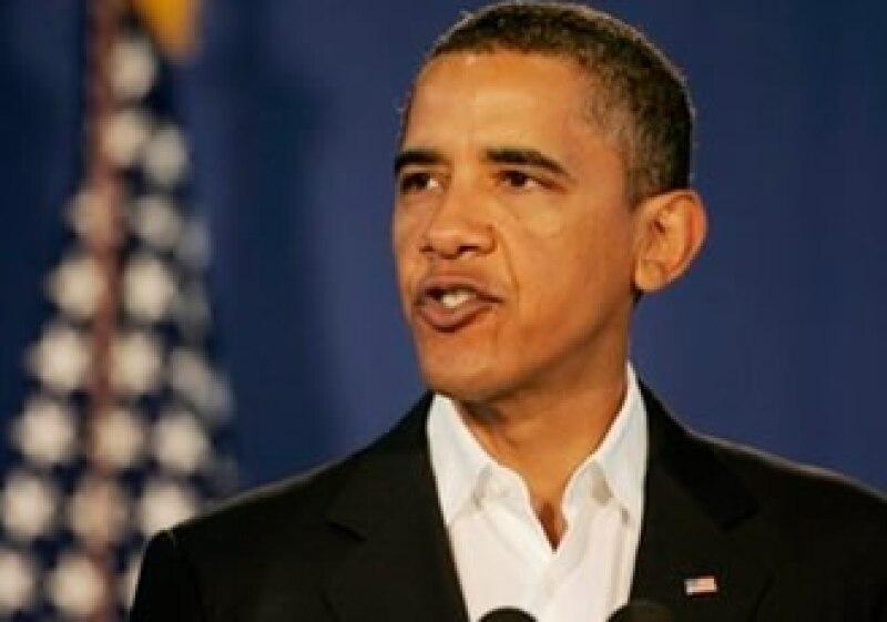 Barack Obama enfrenta un mayor deterioro económico en su país. (Foto: AP)