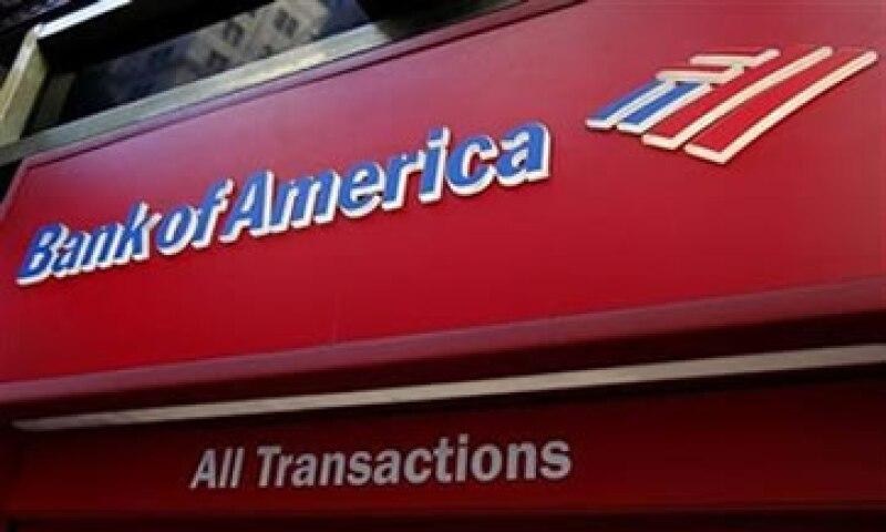 Bank of America tiene ahora 10,000 millones de títulos en los mercados, frente a los 4,500 millones del 2008. (Foto: Reuters)
