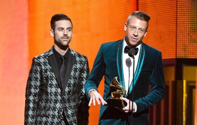 La Academia de Ciencias y Artes de la Grabación de Estados Unidos entrega los premios a lo mejor de la música de 2013.