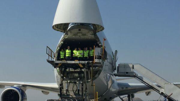 Panalpina inaugur� conexi�n con el Aeropuerto Internacional de Quer�taro