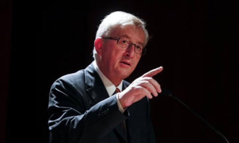 Jean-Claude Juncker fue citado por el periódico alemán General-Anzeiger. (Foto: AP)