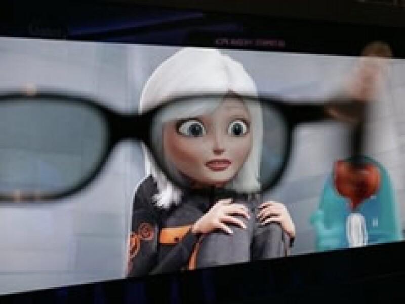 Las películas en 3D existen desde 1950, pero esta dimensión llega ahora a casi todos los aparatos electrónicos. (Foto: AP)