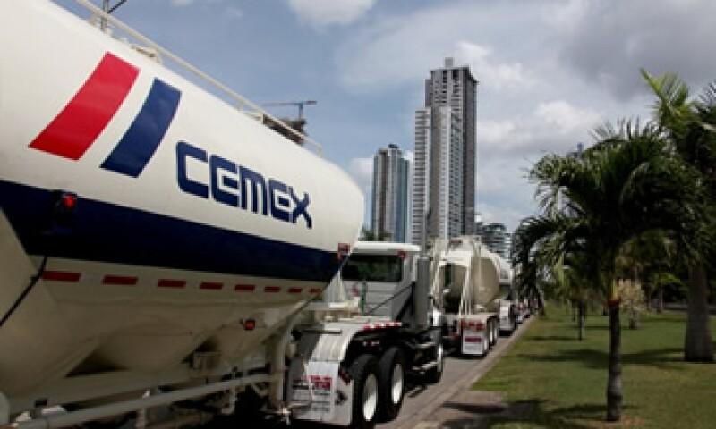 Cemex arrastra una deuda de más de 18,000 millones de dólares. (Foto: Cortesía Cemex)