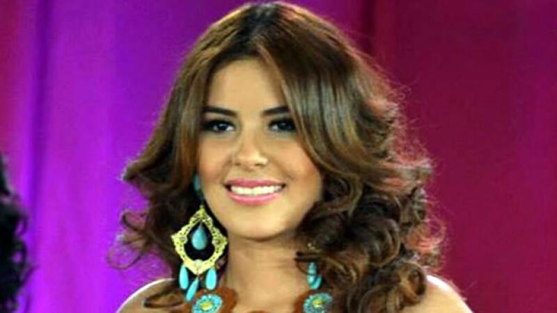 Miss Honduras Mundo 2014, María José Alvarado