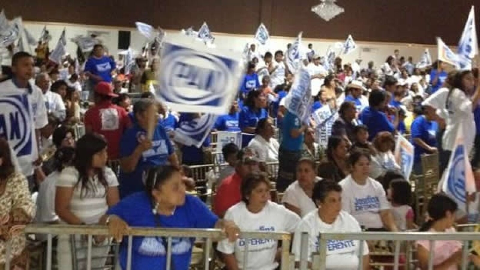 Mujeres apoyan a vazquez mota en tamaulipas