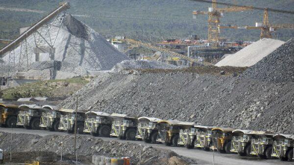 mina Pe�asquito de Goldcorp en Zacatecas