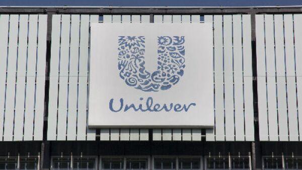 Unilever fachada de empresa
