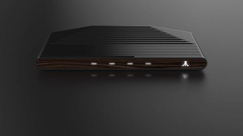Atari regresa al mundo de las consolas