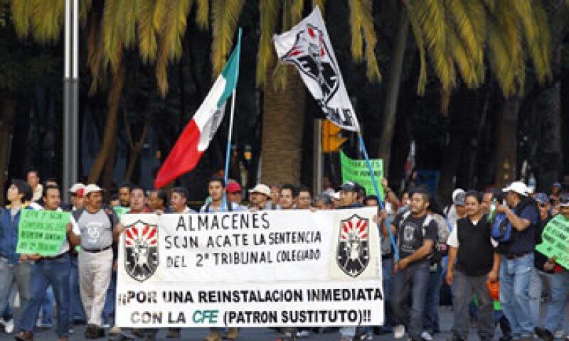 La SCJN negó a finales de enero un amparo al sindicato sobre la figura de patrón sustituto. (Foto: Notimex)