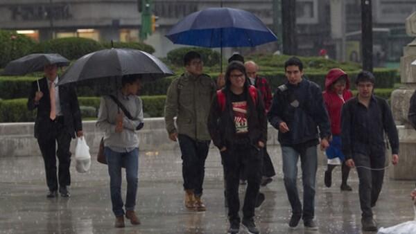 lluvias valle de mexico