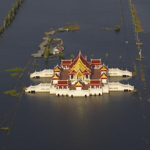 inundacion bangkok
