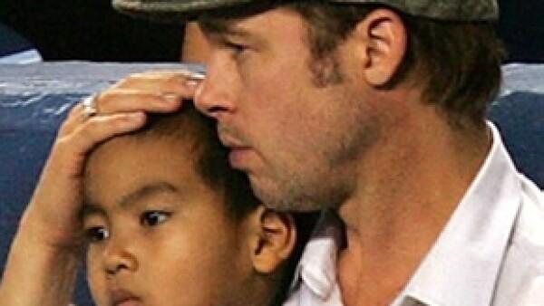 Maddox, hijo adoptivo del actor y Angelina Jolie, llegó a los 11 años y de cumpleaños recibió una Suzuki.