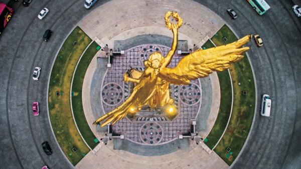 El Ángel de la Independencia (Roberto Hernández)