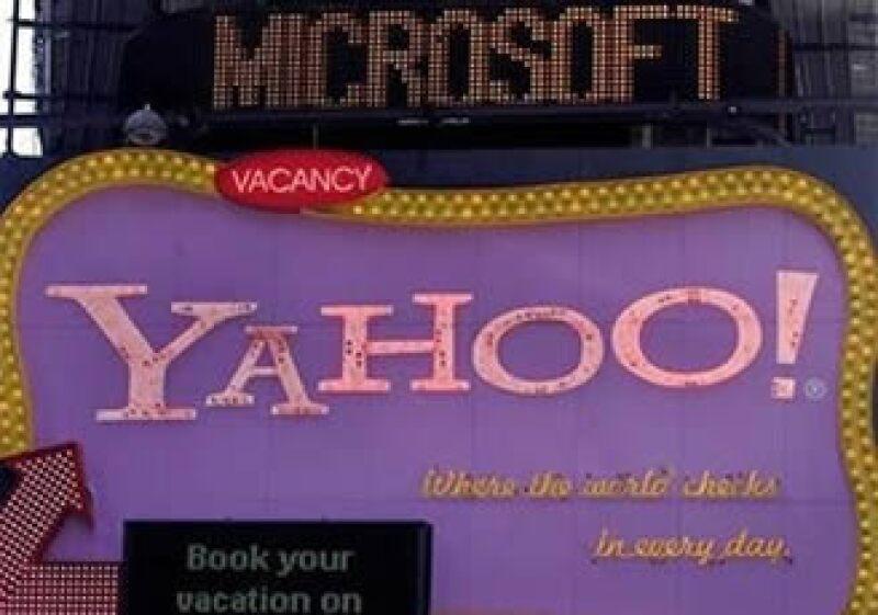 La posible compra de Yahoo por Microsoft fracasó en mayo de 2008. (Foto: Reuters)