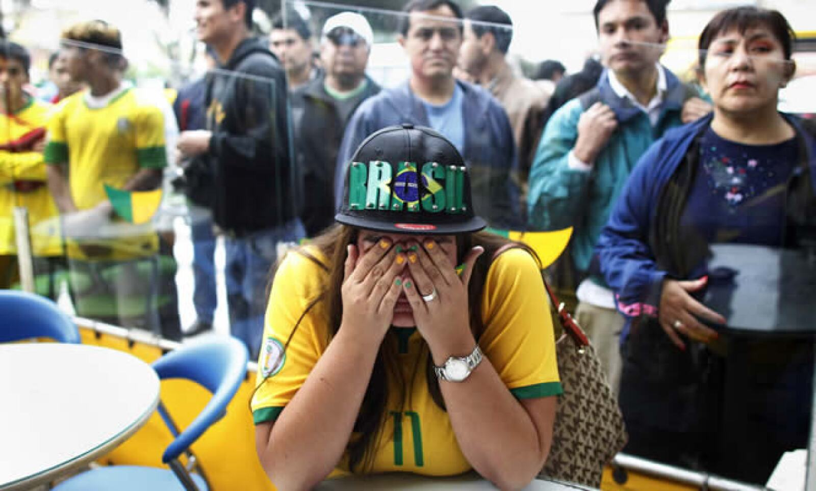 El 8 de julio de 2014 es sin duda el día más amargo en la historia del futbol brasileño al ser eliminados de su Mundial 7-1 por los Alemanes en Belo Horizonte, ciudad que desde hoy podría llamarse Triste Horizonte.