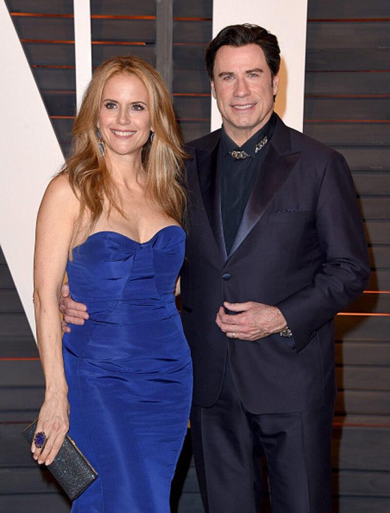 El matrimonio de John Travolta y Kelly Preston siempre ha estado en duda debido al actor.