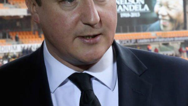Primer Ministro del Reino Unido, David Cameron