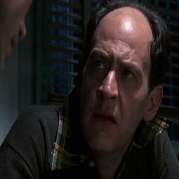 Earl Boen participó en ?Terminator?, como el doctor Silberman, un psicólogo criminalista a quien le cuesta creer las historias de Reese
