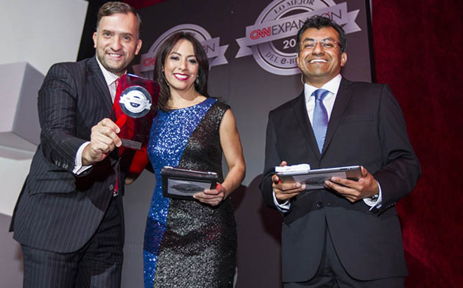 Desde 2011, CNNExpansión reconoce a los negocios más exitosos en internet. En total ha premiado a 30 empresas. Conoce los rostros detrás de las firmas ganadoras en 2013.
