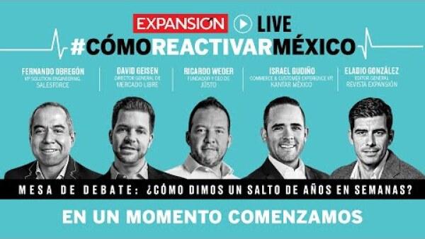 E-commerce: ¿Cómo dimos un salto de años en semanas? | #CómoReactivarMéxico